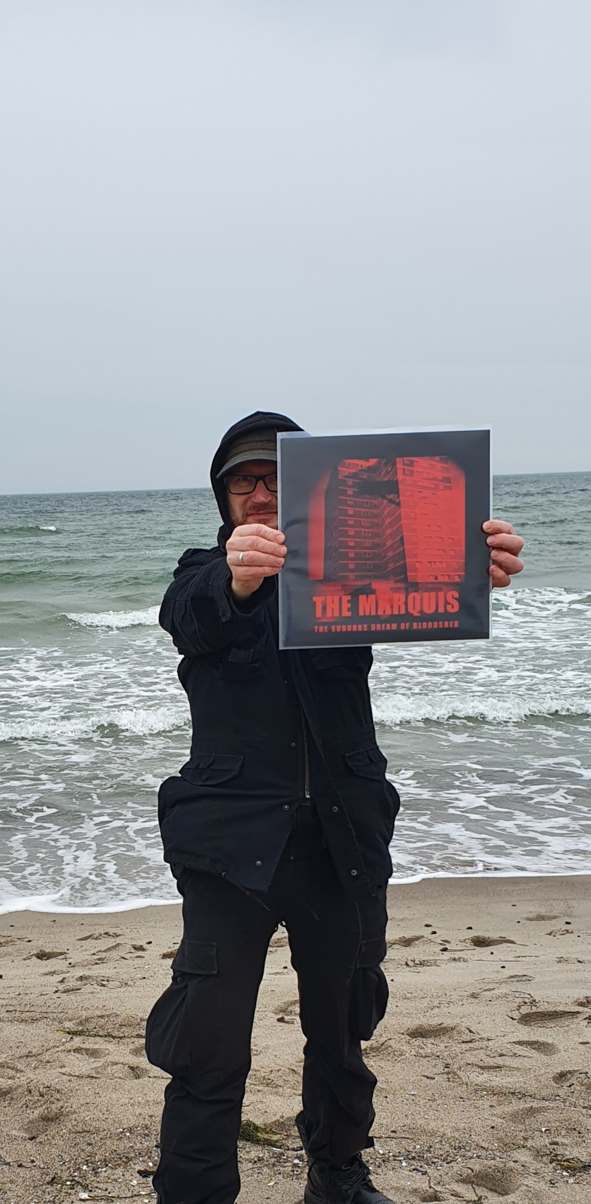 The Marquis – The Suburbs Dream Of Bloodshed(LP)